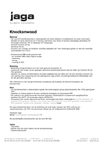 Bestektekst Knockonwood