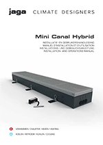 Instruktion Mini Canal DBE