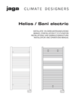 Manuál Sani Electric